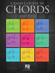 Crash Course In Chords by Lee Evans