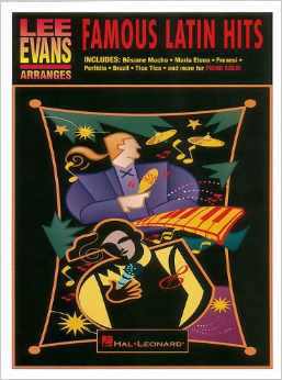 Noten & Songbooks Lee Evans Famous Jazz Piano Styles