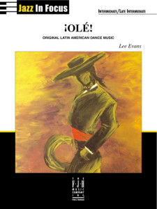 Ole - Jazz In Focus - Lee Evans