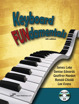 Keyboard Fundamentals Lee Evans