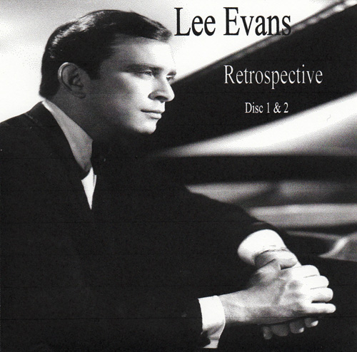 Lee Evans Retrospective  Album Cover